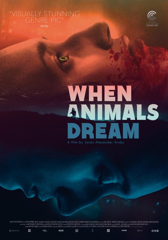 when animals dream poster