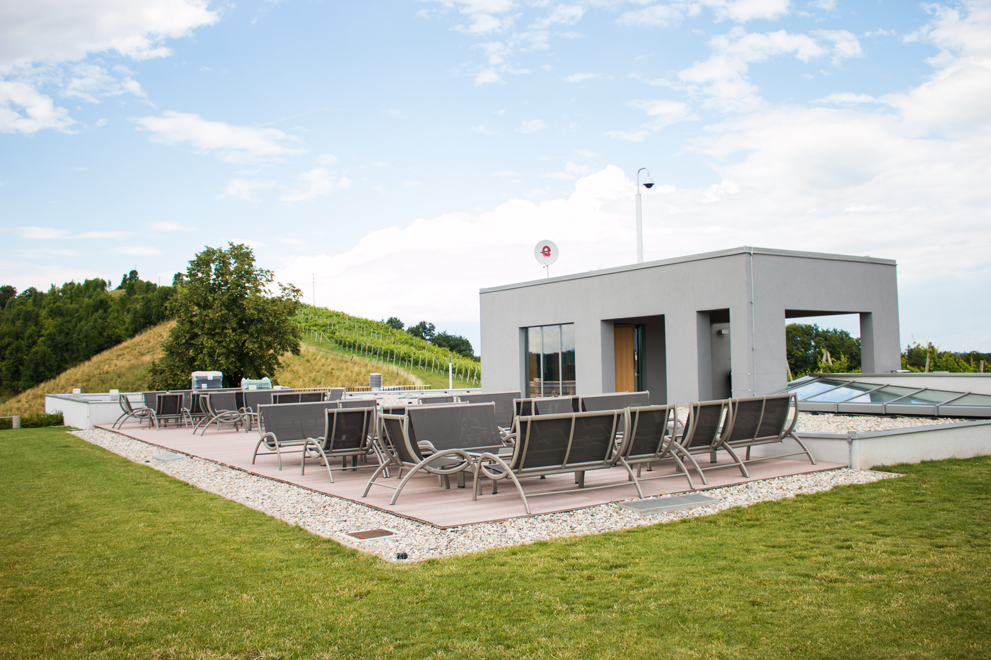 You'll be surprised by some of Slovenia's wineries