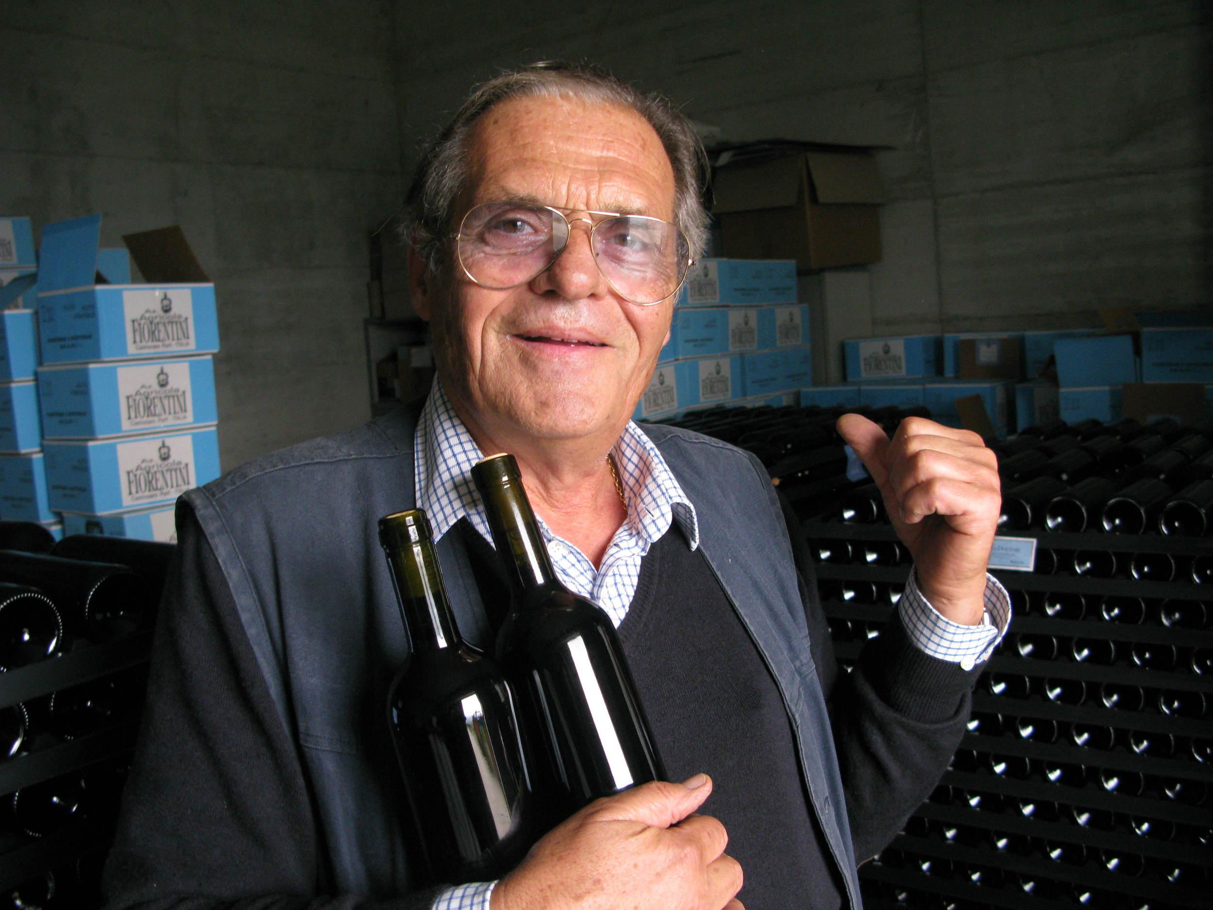 Hospital doctor turned winemaker