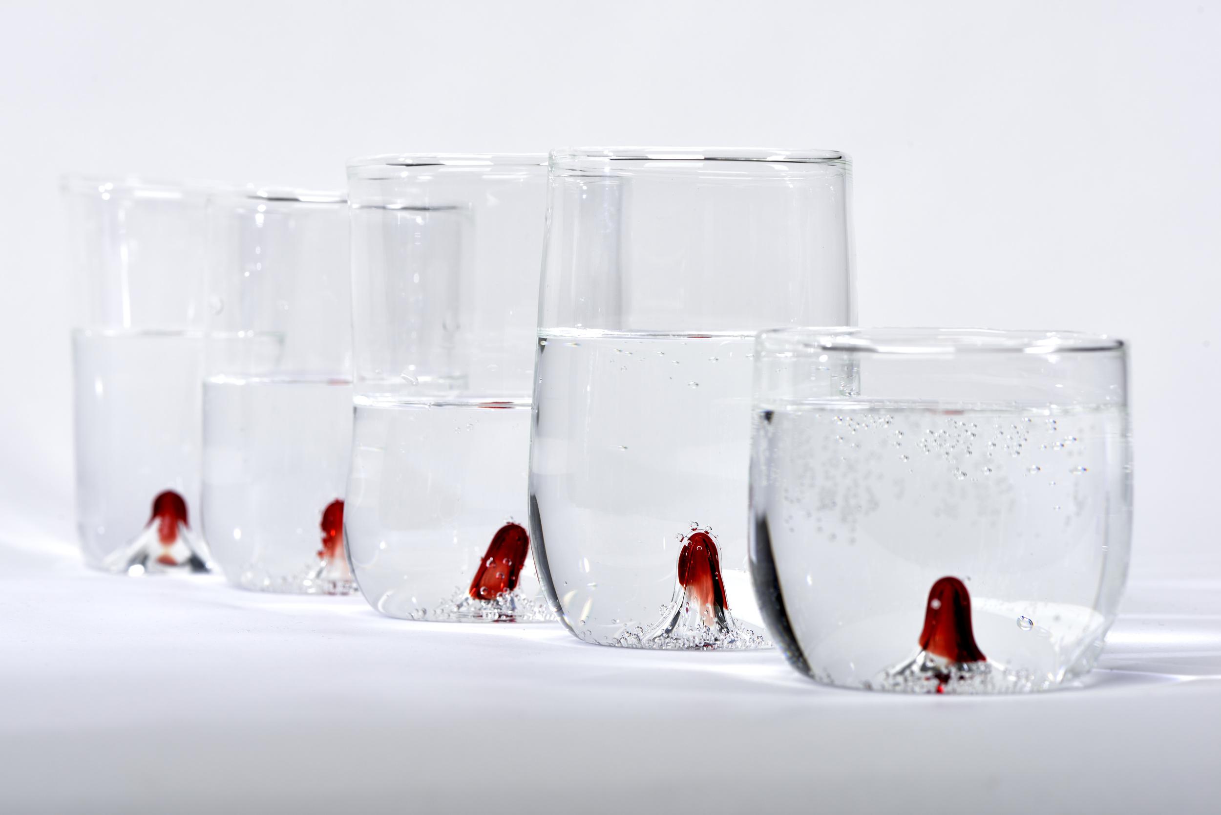 Handmade glasses