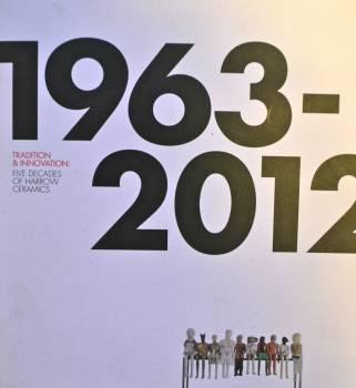 Catalogue / CAA Tradition and Innovation: 5 Decades of Harrow Ceramics 2012