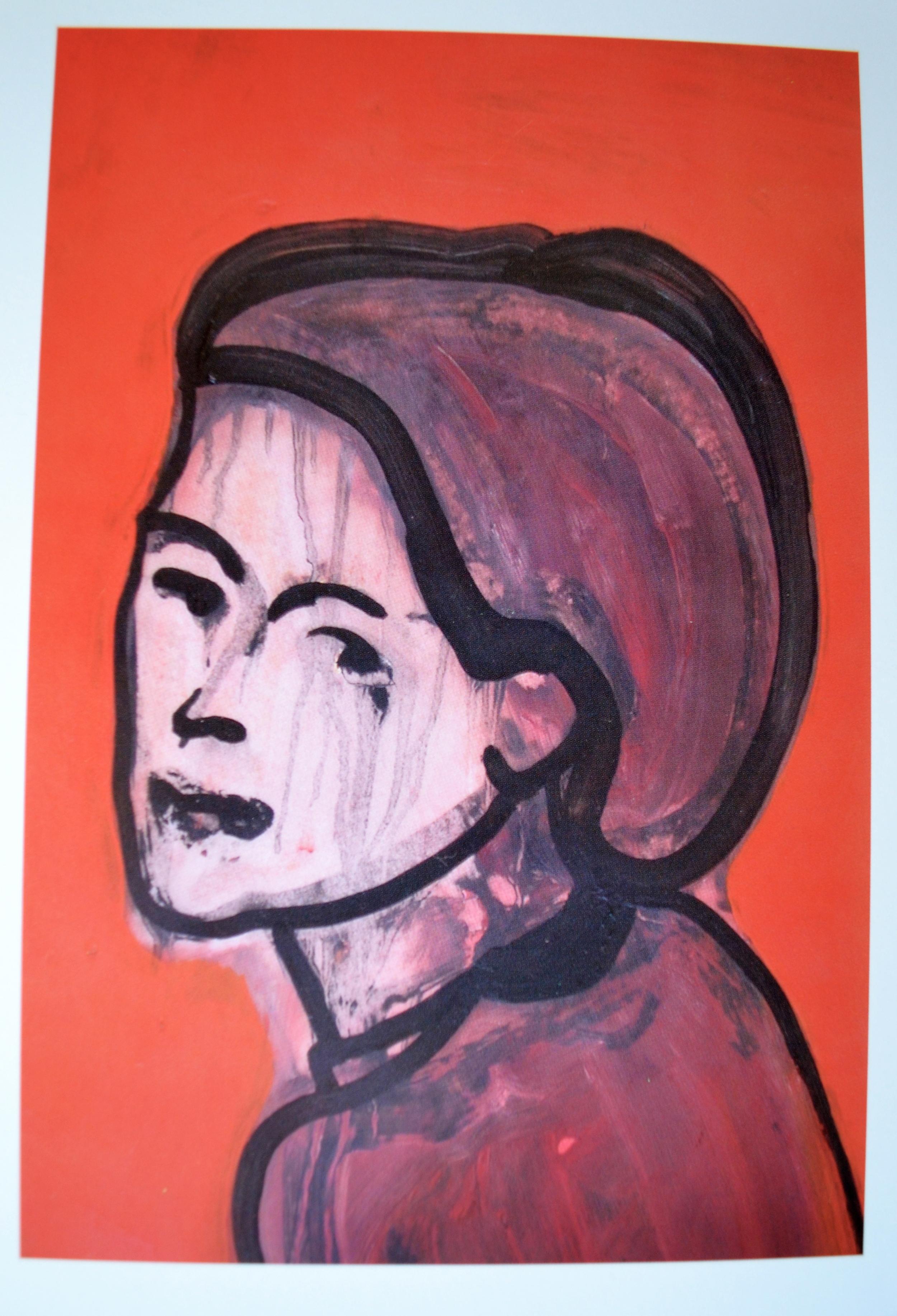 Exhibition 'Shadowline' - Beverley Knowles Fine Art, London 2007