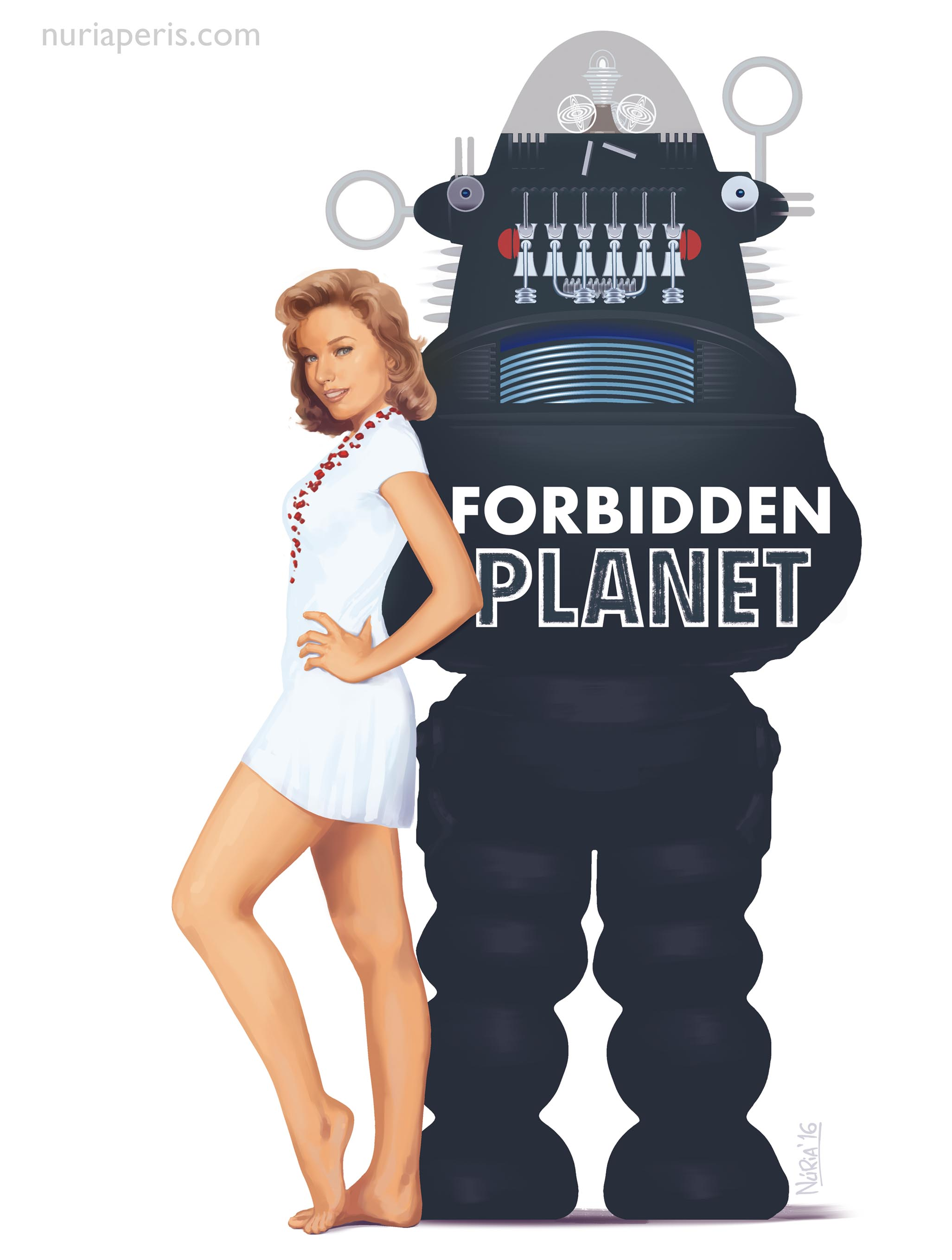 Forbidden_Planet_Nuria_Peris