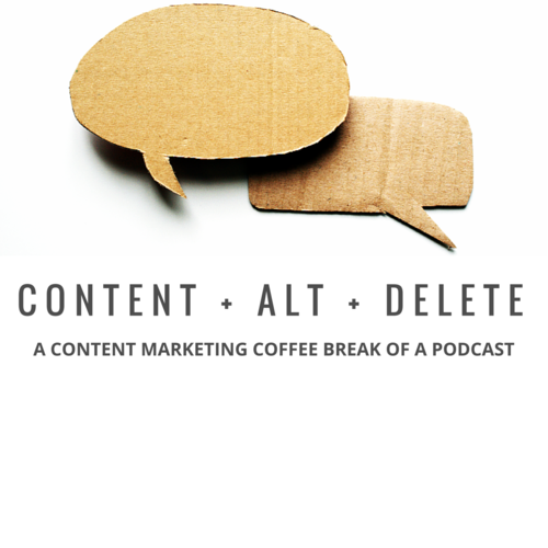 content marketing podcast on itunes and stitcher