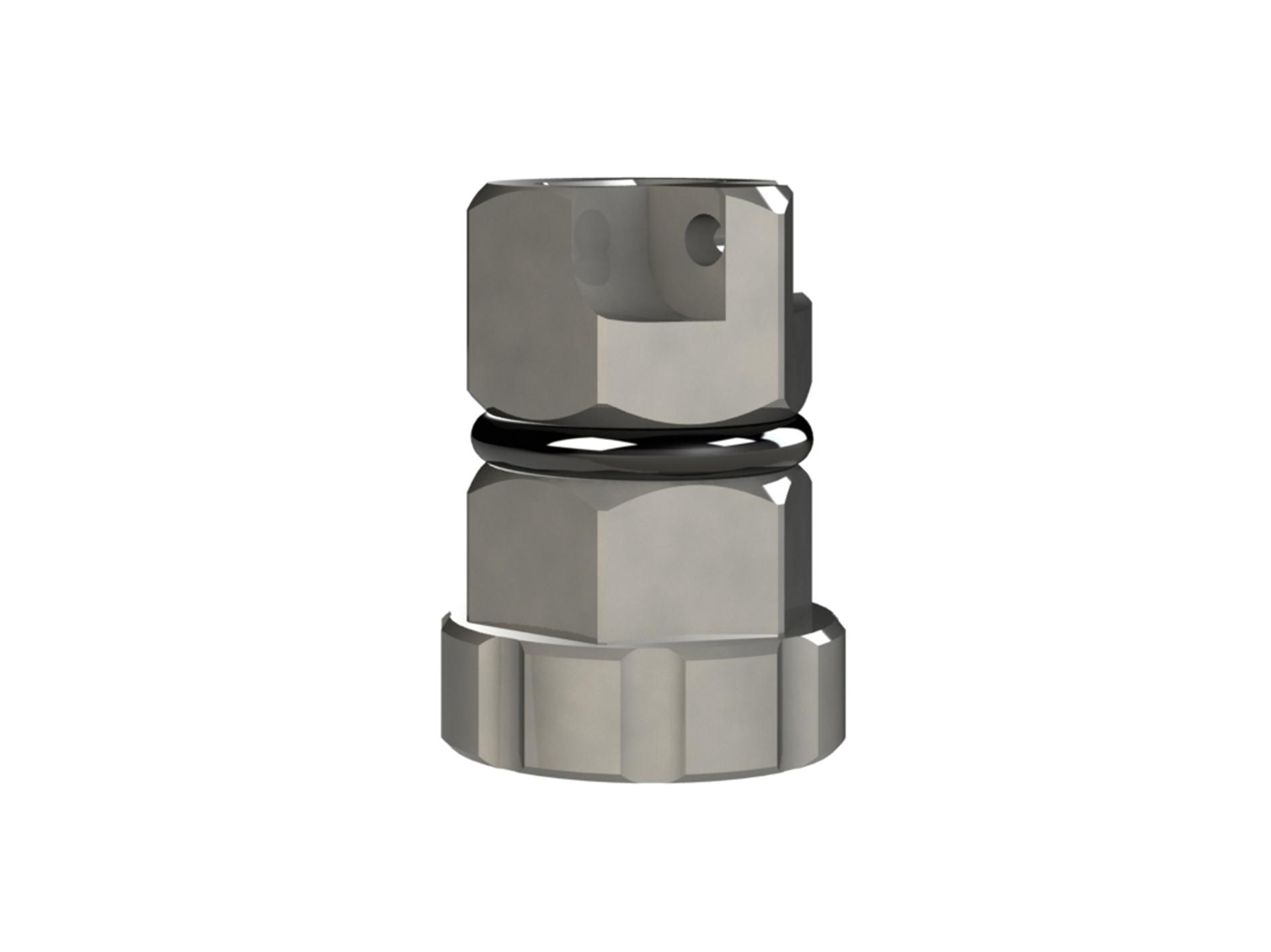 Adapter Dentalanschluss* auf Ratsche SW 6,4mm   Art.-Nr. 31.034.64.110  Dental ISO* auf SW 6,4  Preis  26€