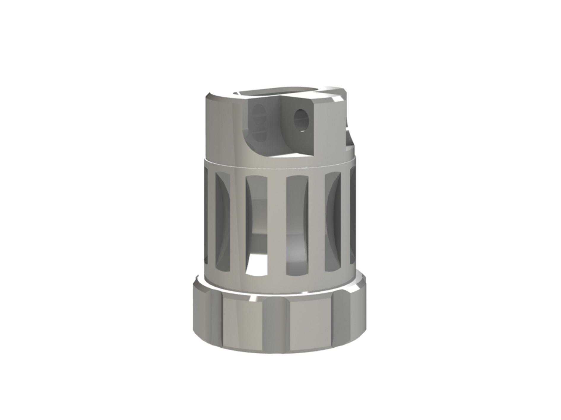 Adapter Dentalanschluss* auf Ratsche Straumann® ( Ø 7 )   Art.-Nr. 31.035.70.11  Dental ISO* auf Ø 7  Preis  26€
