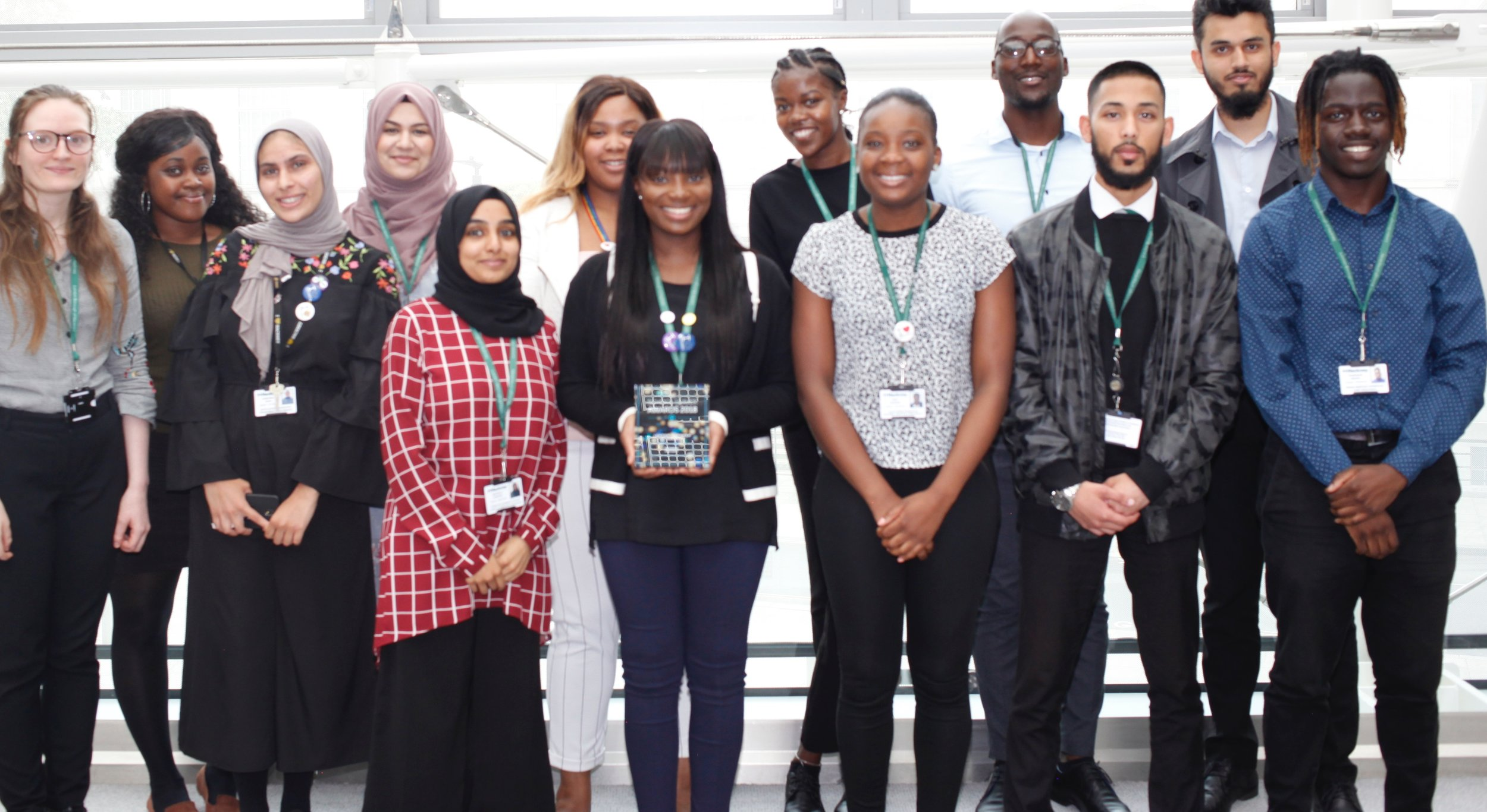 SUCCESSFUL APPRENTICES RECRUITED BY HACKNEY COUNCIL, SPANNING TEAMS FROM HOUSING TO DIGITAL TRANSFORMATION