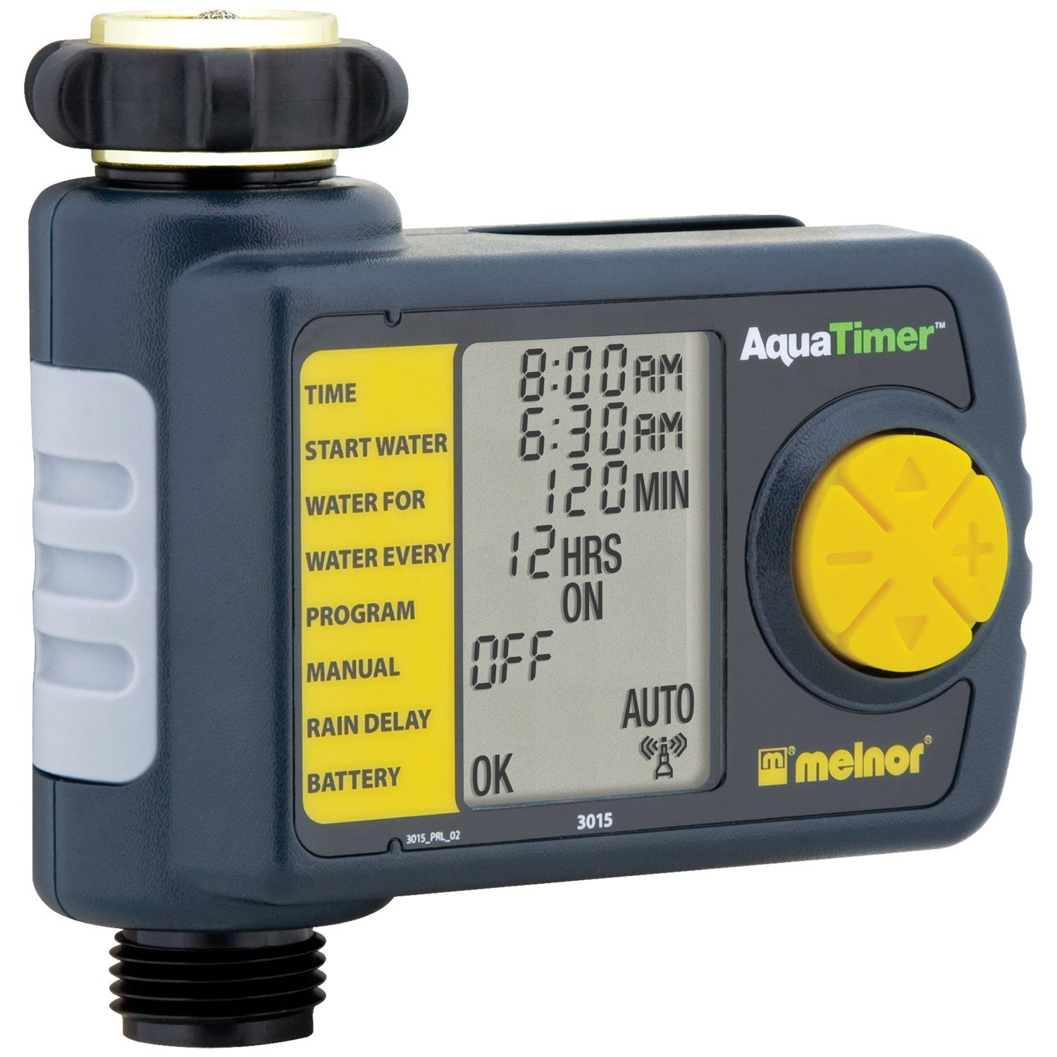 Indoor and Outdoor Timers for automatic irrigation systems for living walls