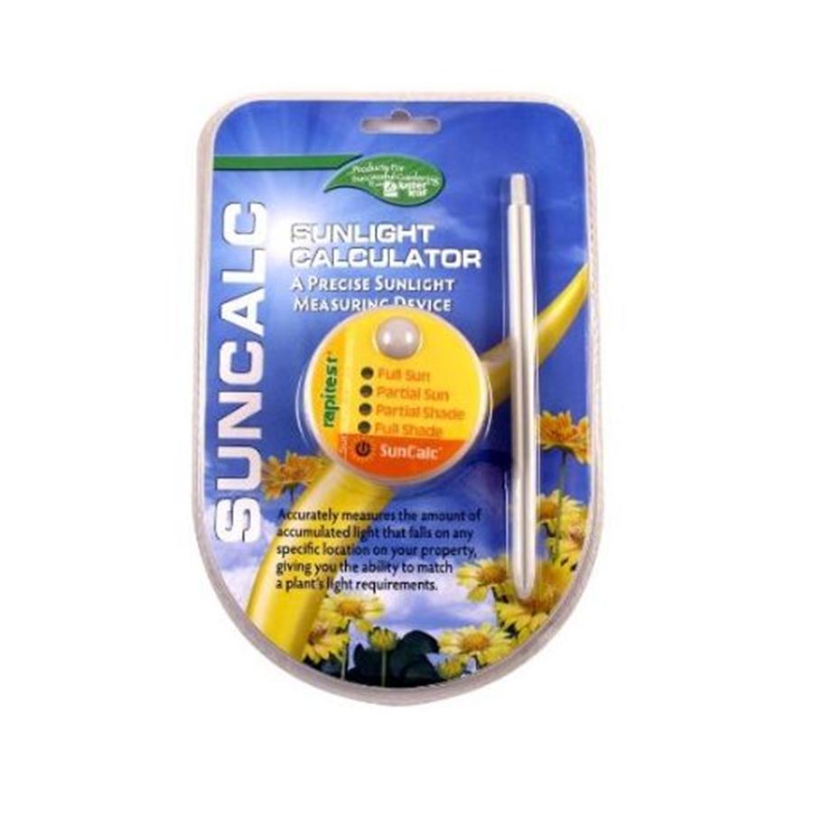 Sunlight calculator
