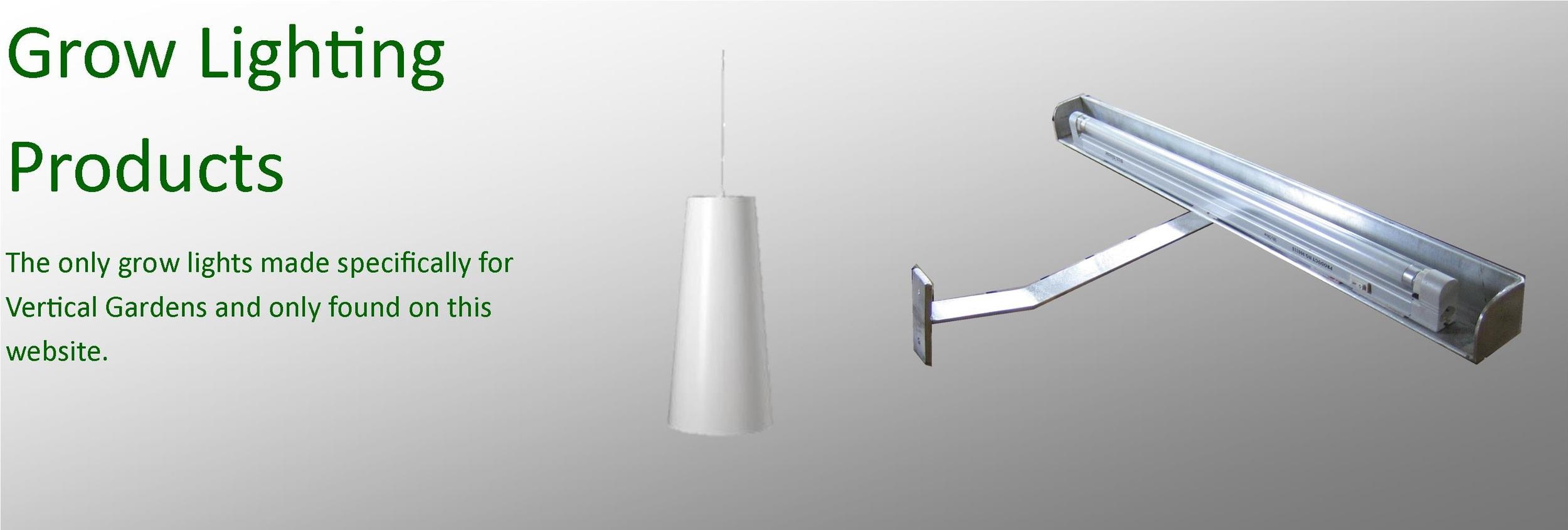 Grow Light Systems For Vertical Gardens