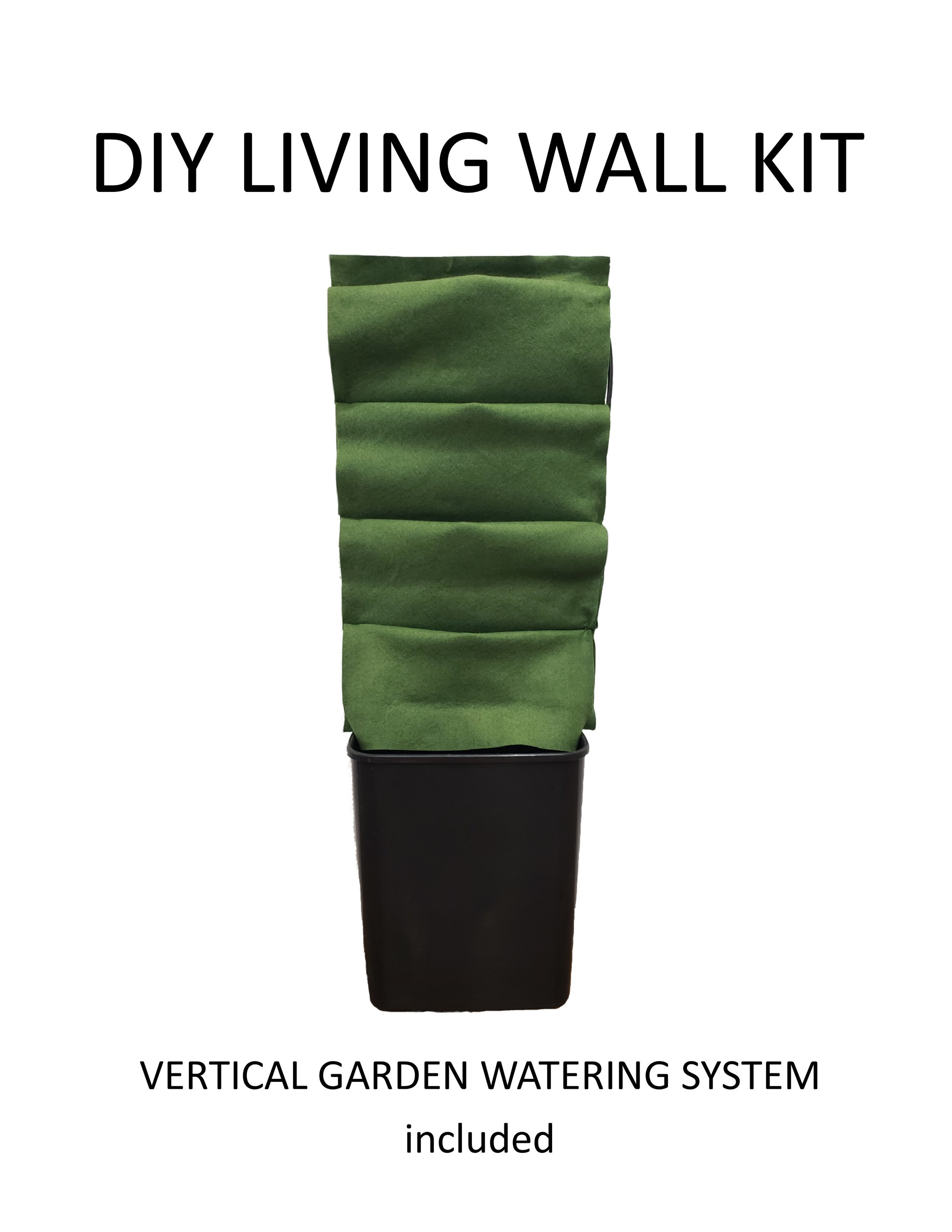 Make Your Own Living Wall Kit — Edible Walls