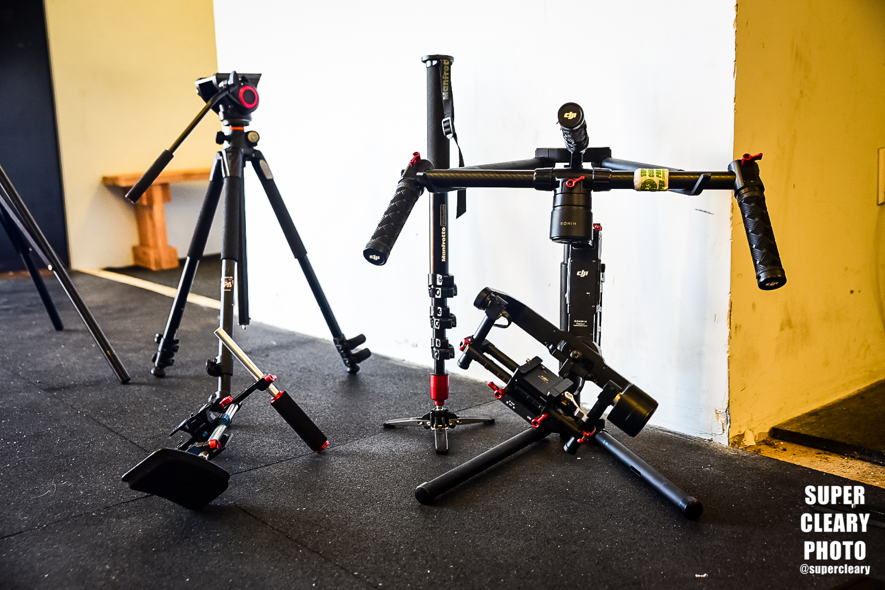A few of your stabilizer options