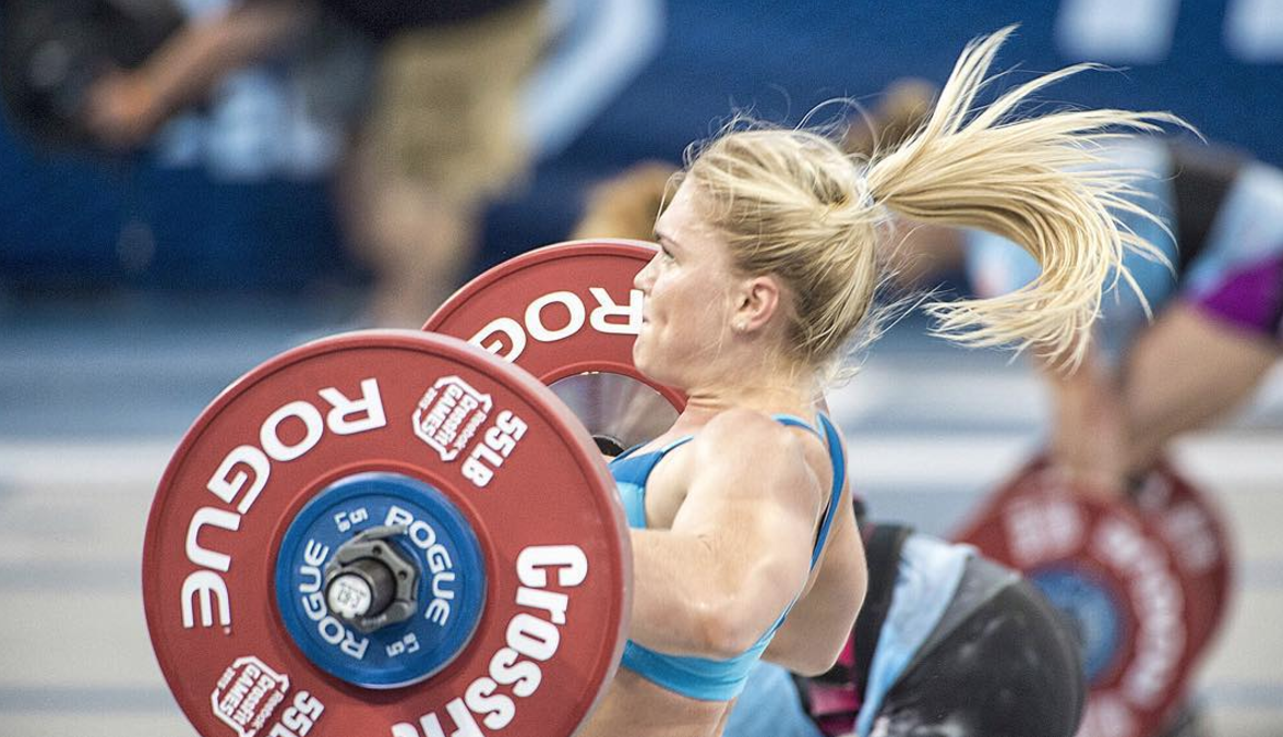 Katrin Davidsdottir - 2015 CrossFit Games - Sigma 120-300 - Copyright CrossFit Inc, 2016, all rights reserved