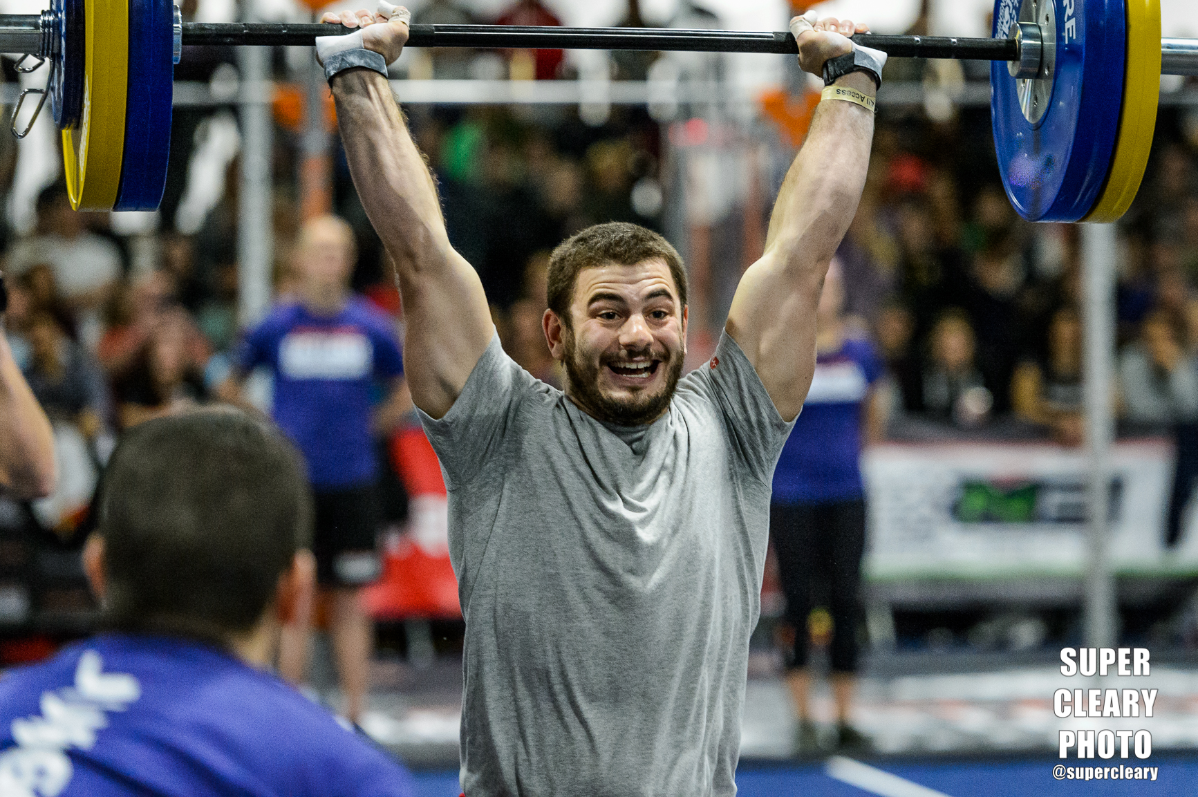Mat Fraser - Shot for East Coast Championship