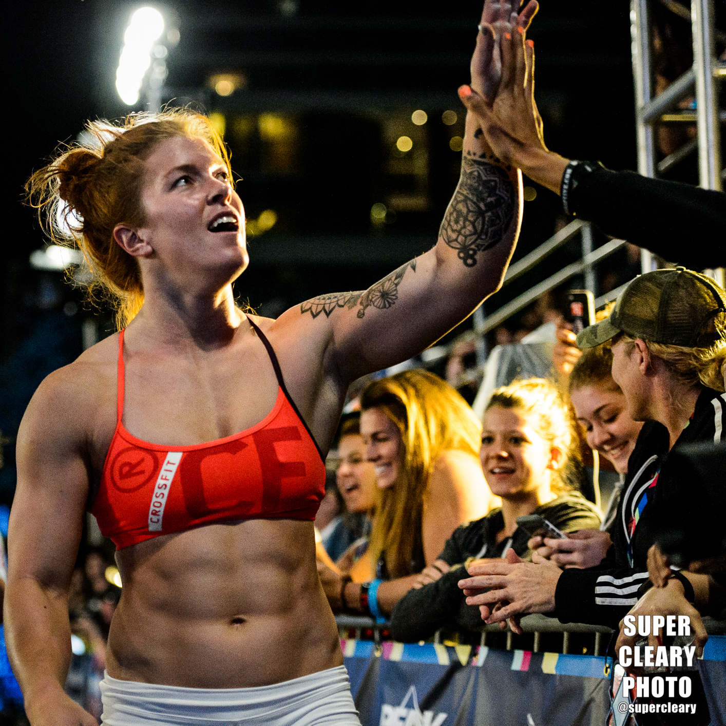 Emily Abbot - Shot for Wodapalooza