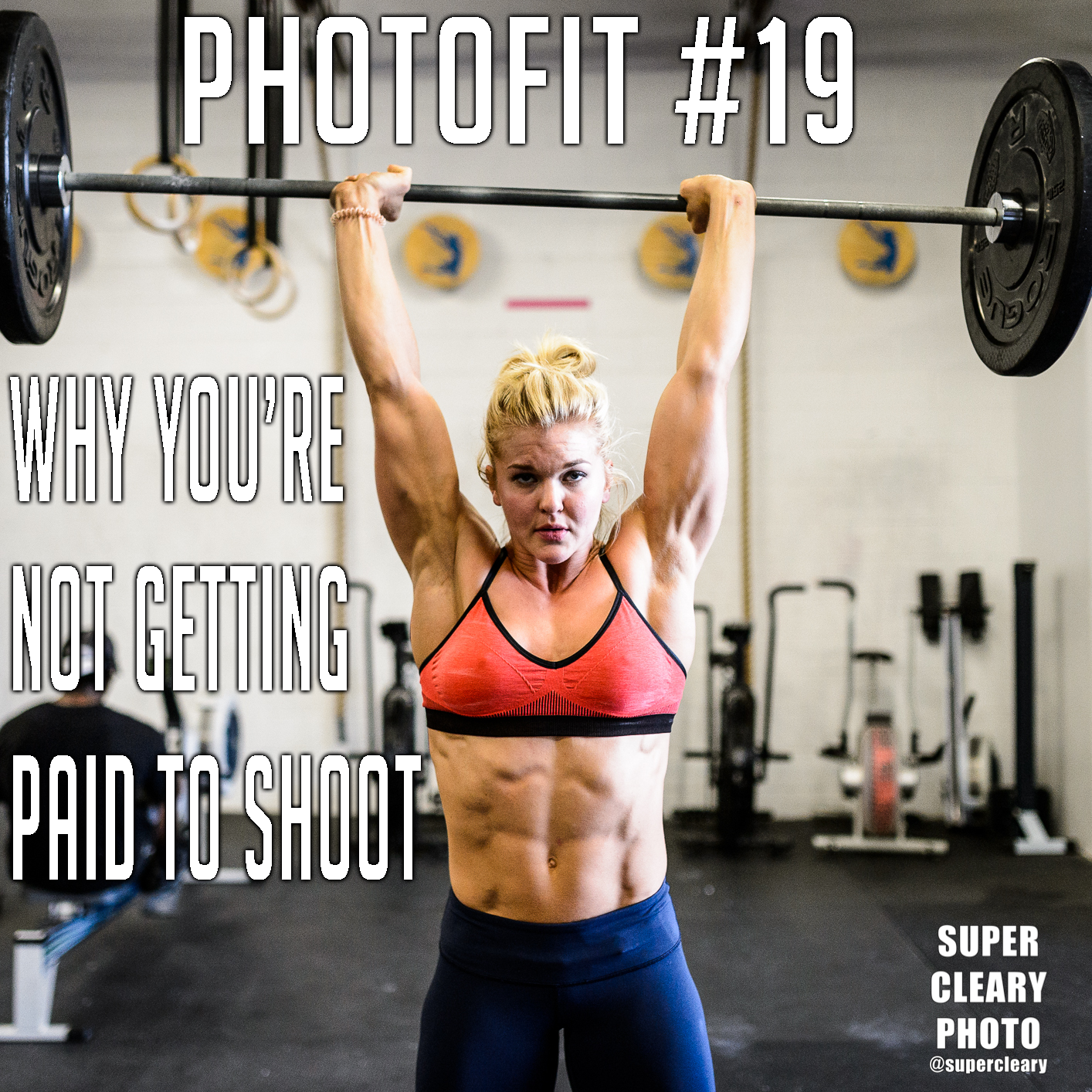 Brooke Ence, shot for  Performance Care
