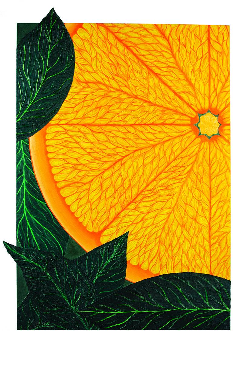 Ad Meliora   Olivia Gagnon   Oil on Canvas