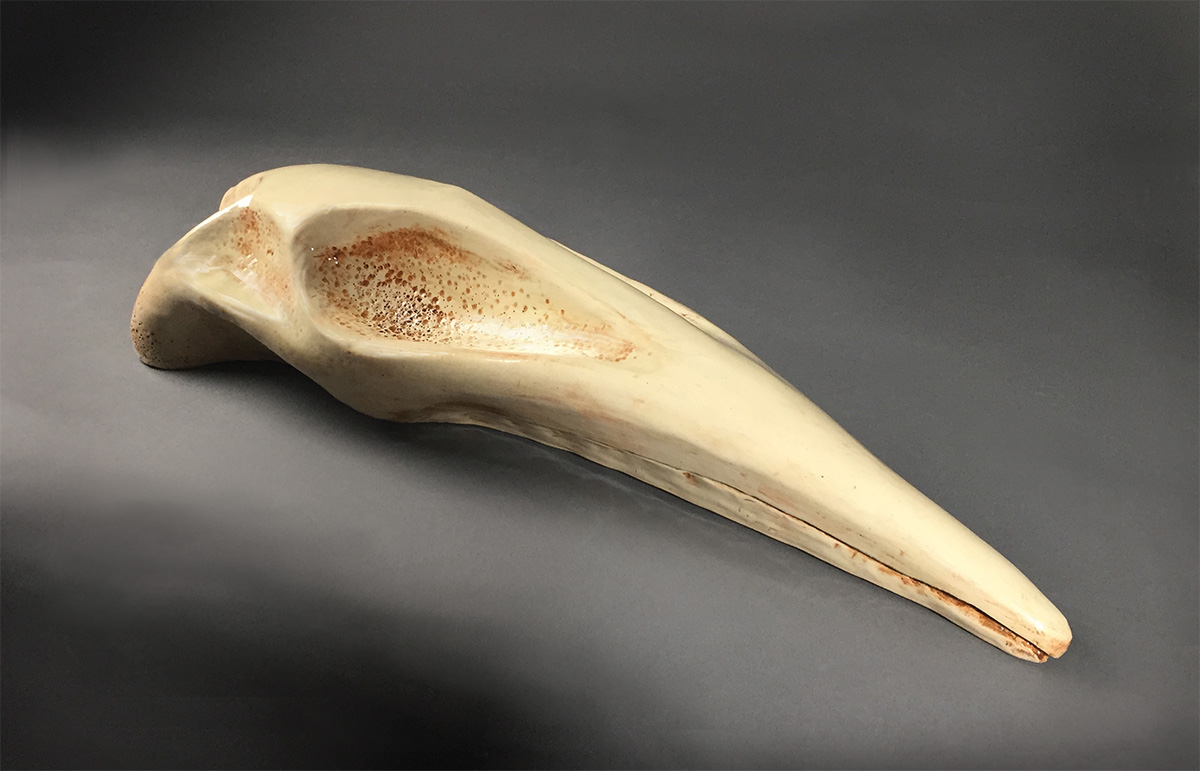 Prehistoric Impression   Sierra Nerton Ceramic