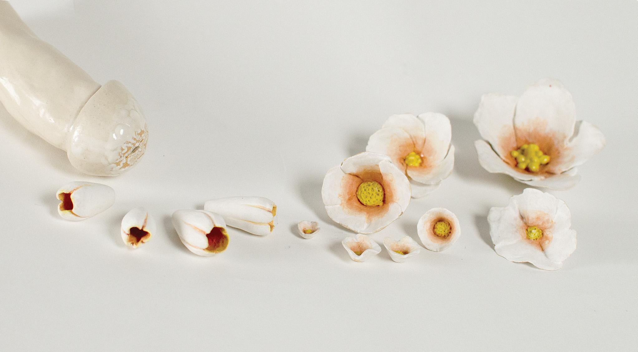 Sensual Nature   Paige Taylor   Ceramic