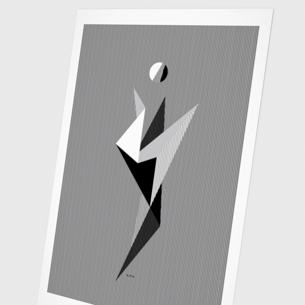 Transcendence . Fine Art Print . PLANE-T