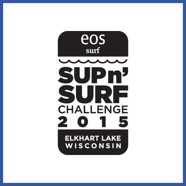 SUP N SURF Logo