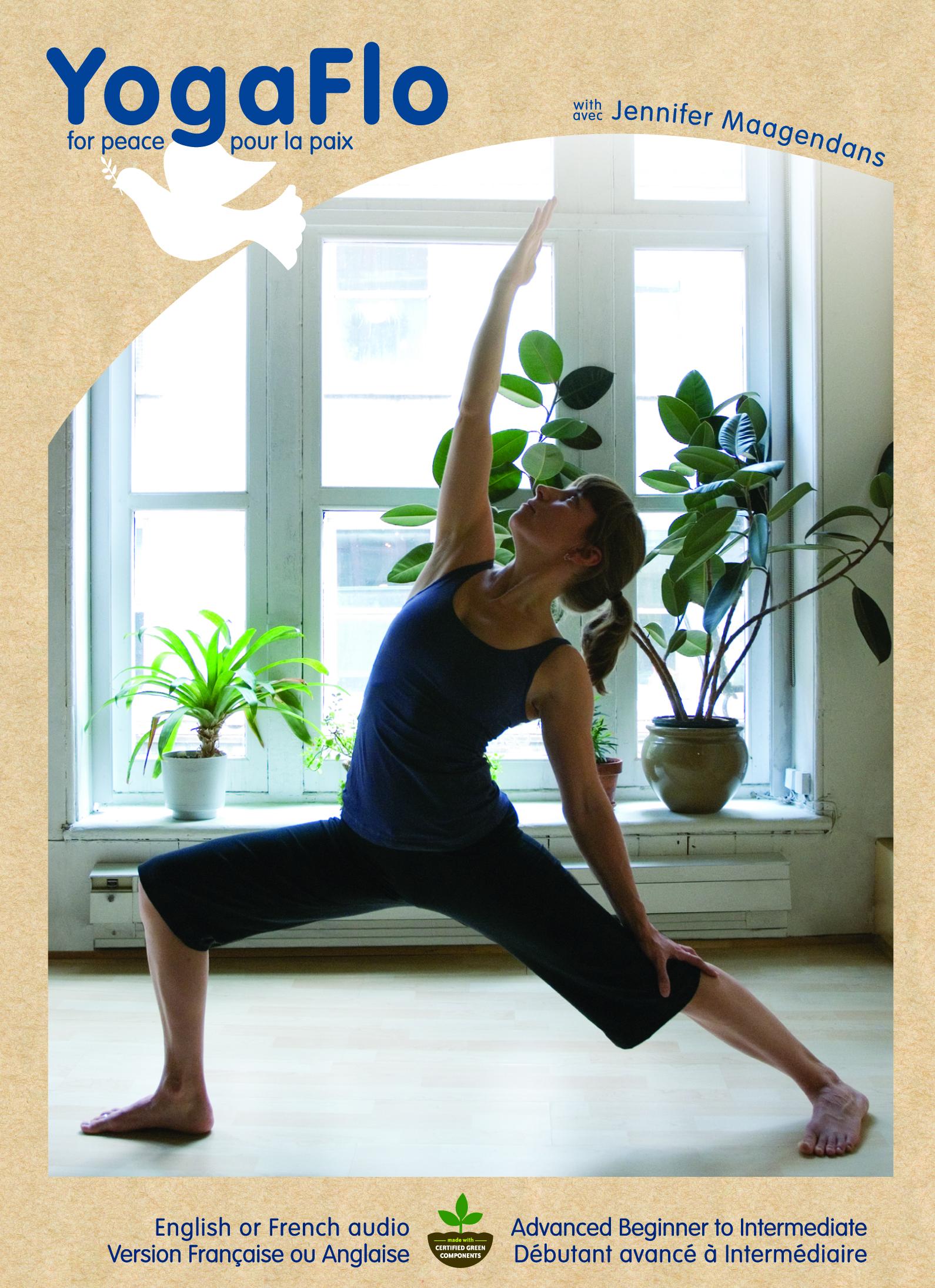 YogaFlo for peace