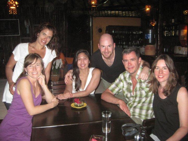 Luna Retreat in Tulum, Mexico with Jenn & Bram 2010