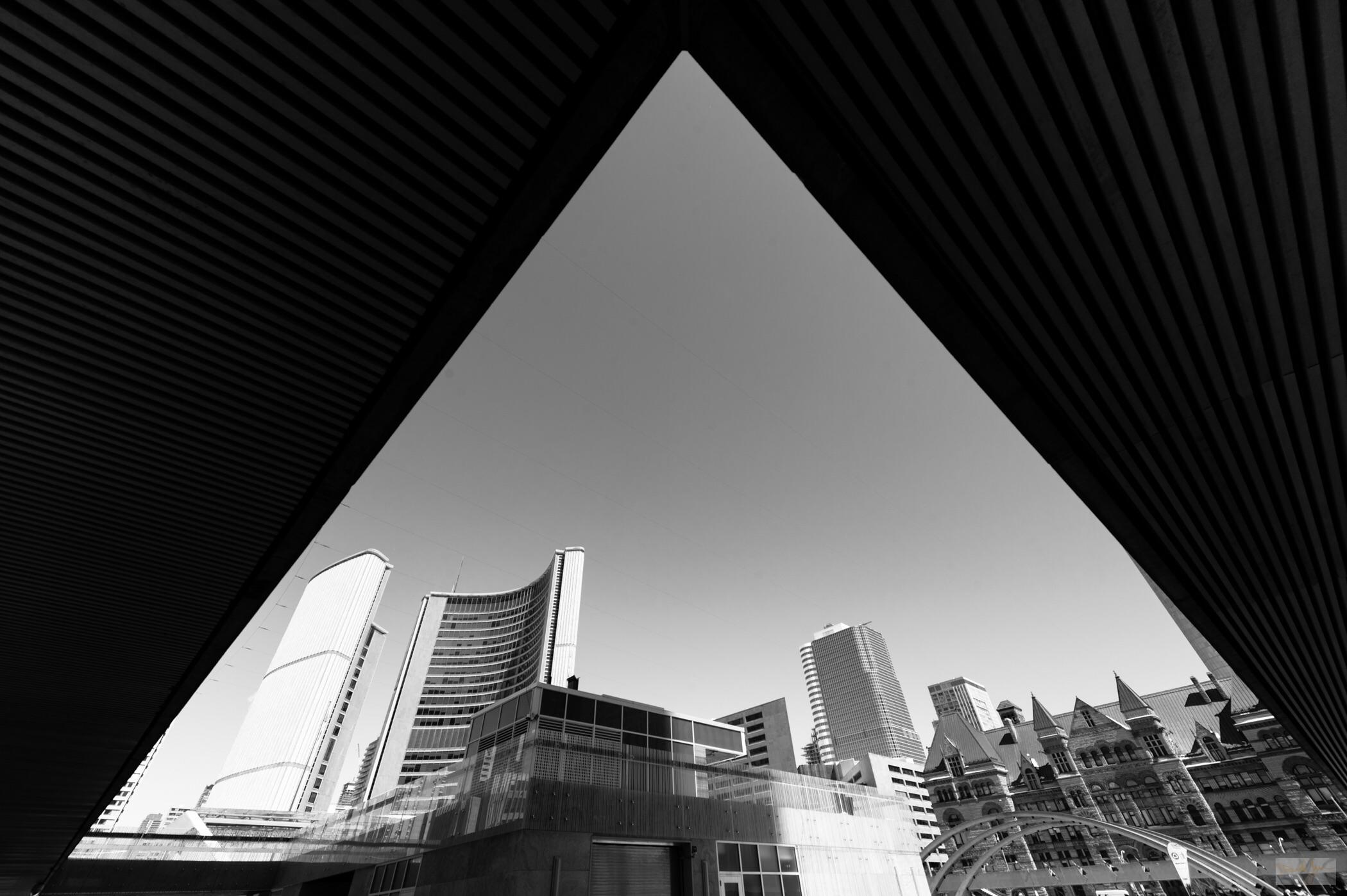 Pyramids of Toronto