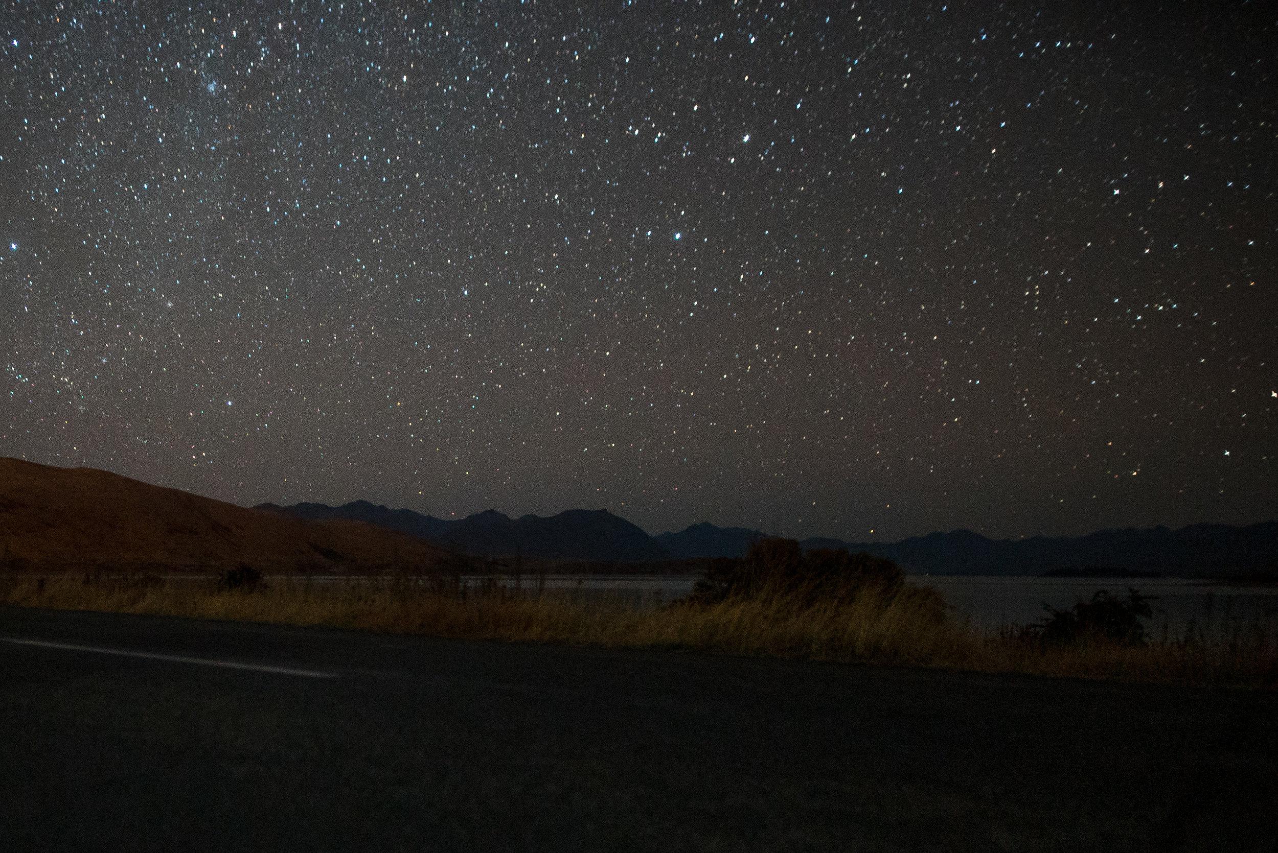 TEKAPO - 2 days under the star filled skies exploring Mt. Cook