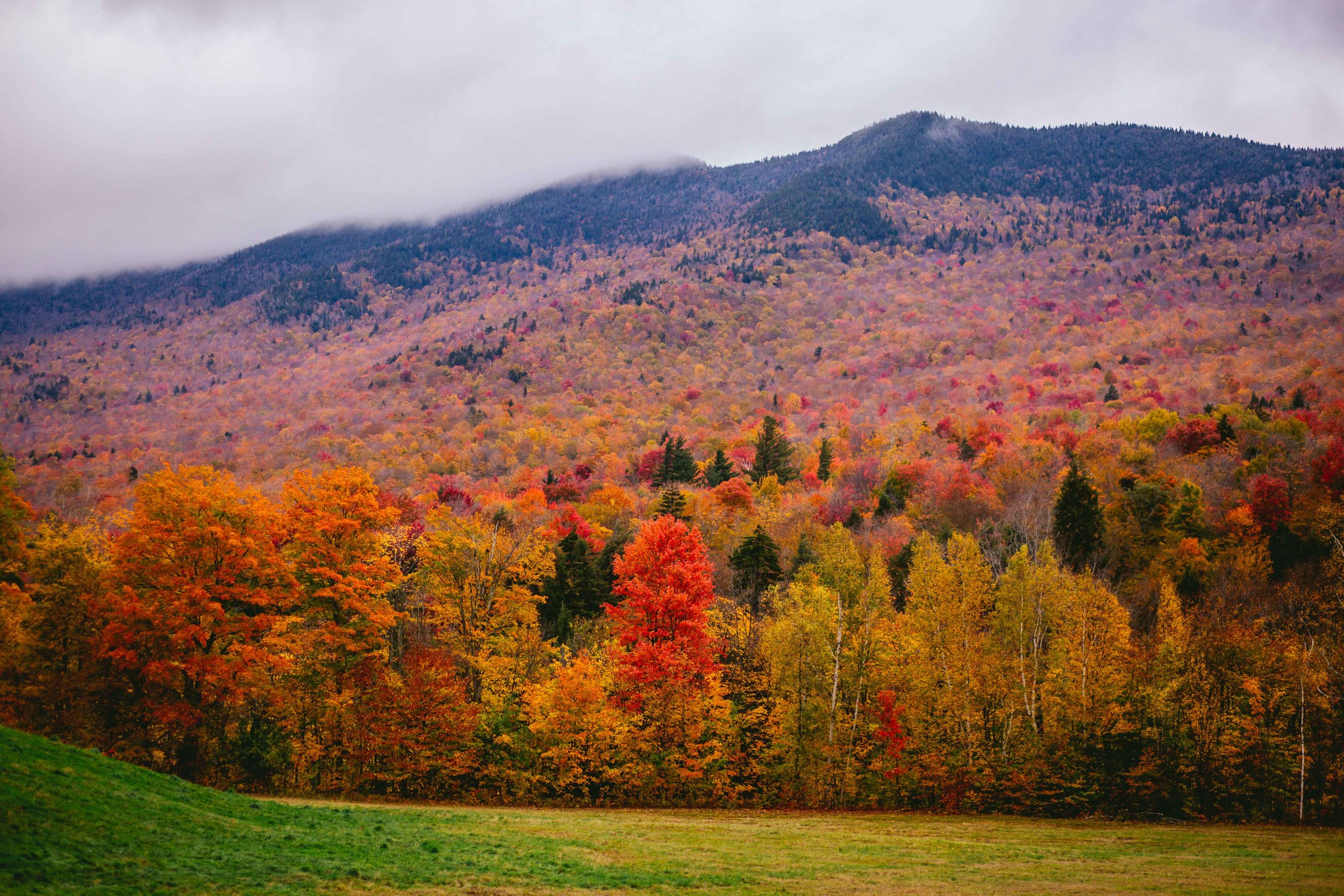 4 DAY FALL FOLIAGE ITINERARY - Experience the beauty of the Northeast at the prettiest time of the year.