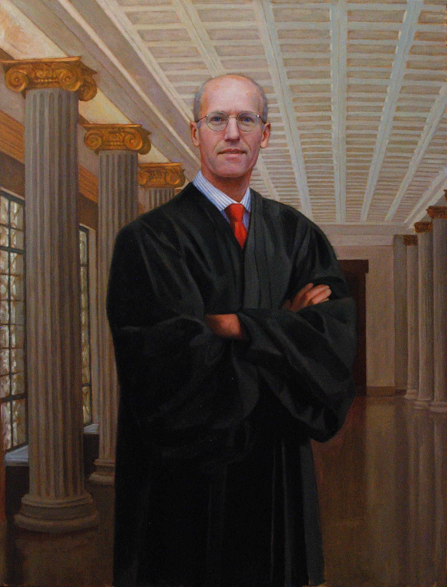 Mark Kravitz, US District Judge