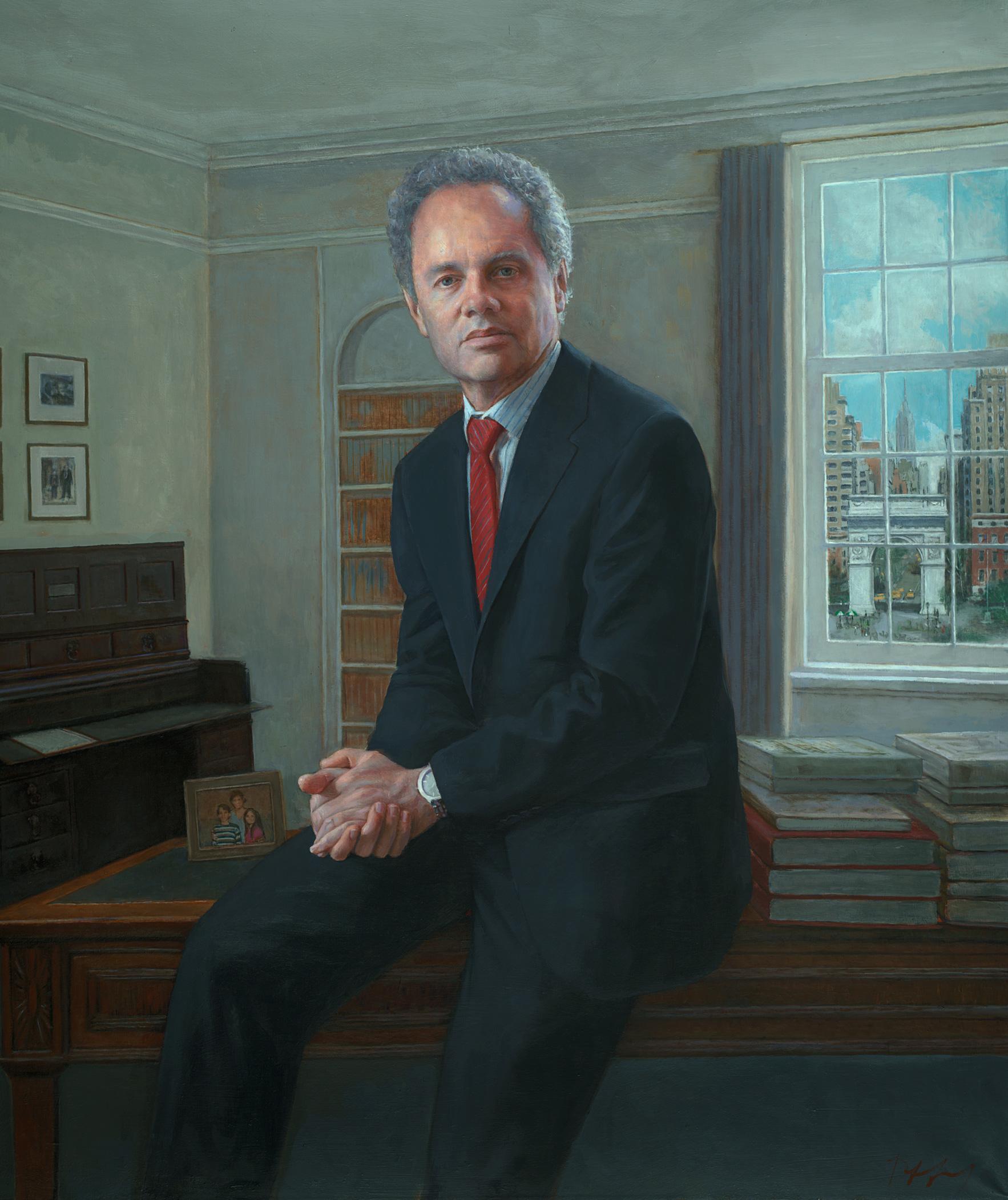 Richard Revesz, Dean, NYU Law School