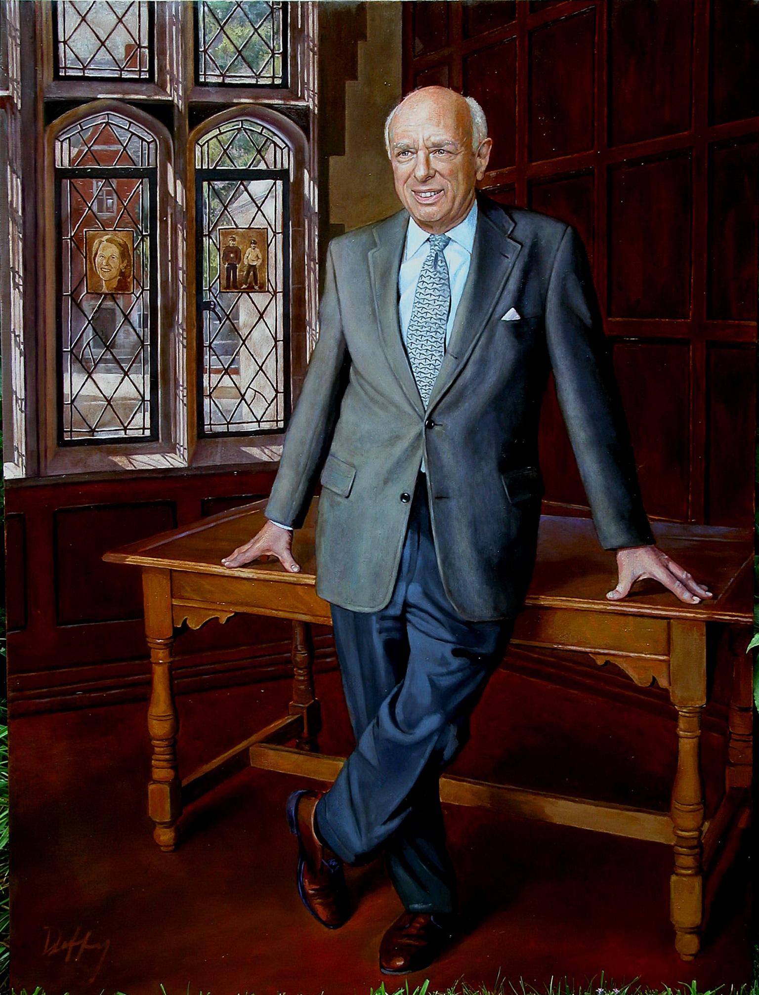 John Simon, Professor, Yale Law School