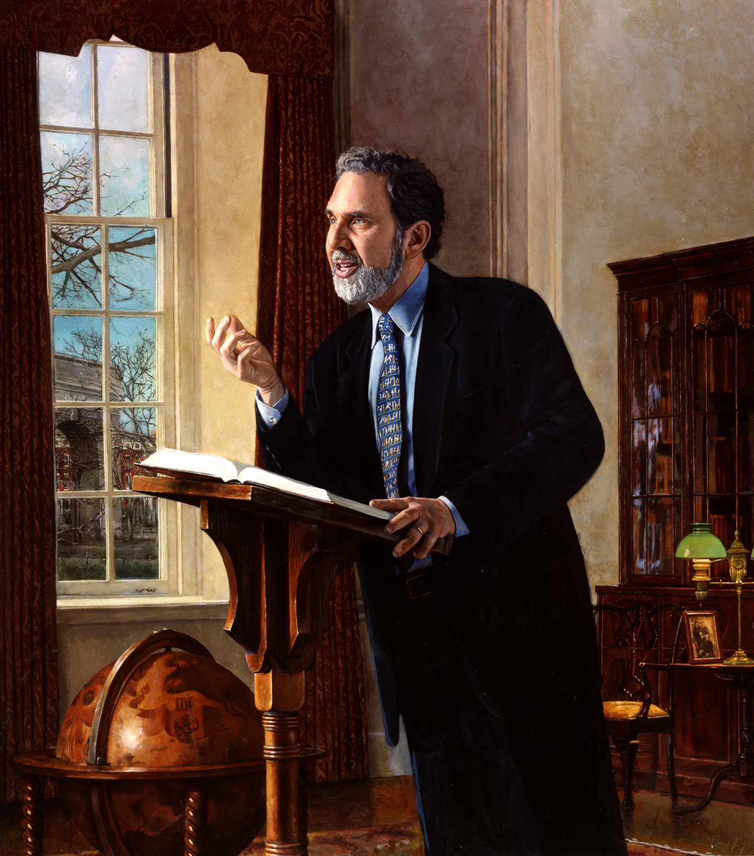 John E Sexton, Dean, NYU Law School