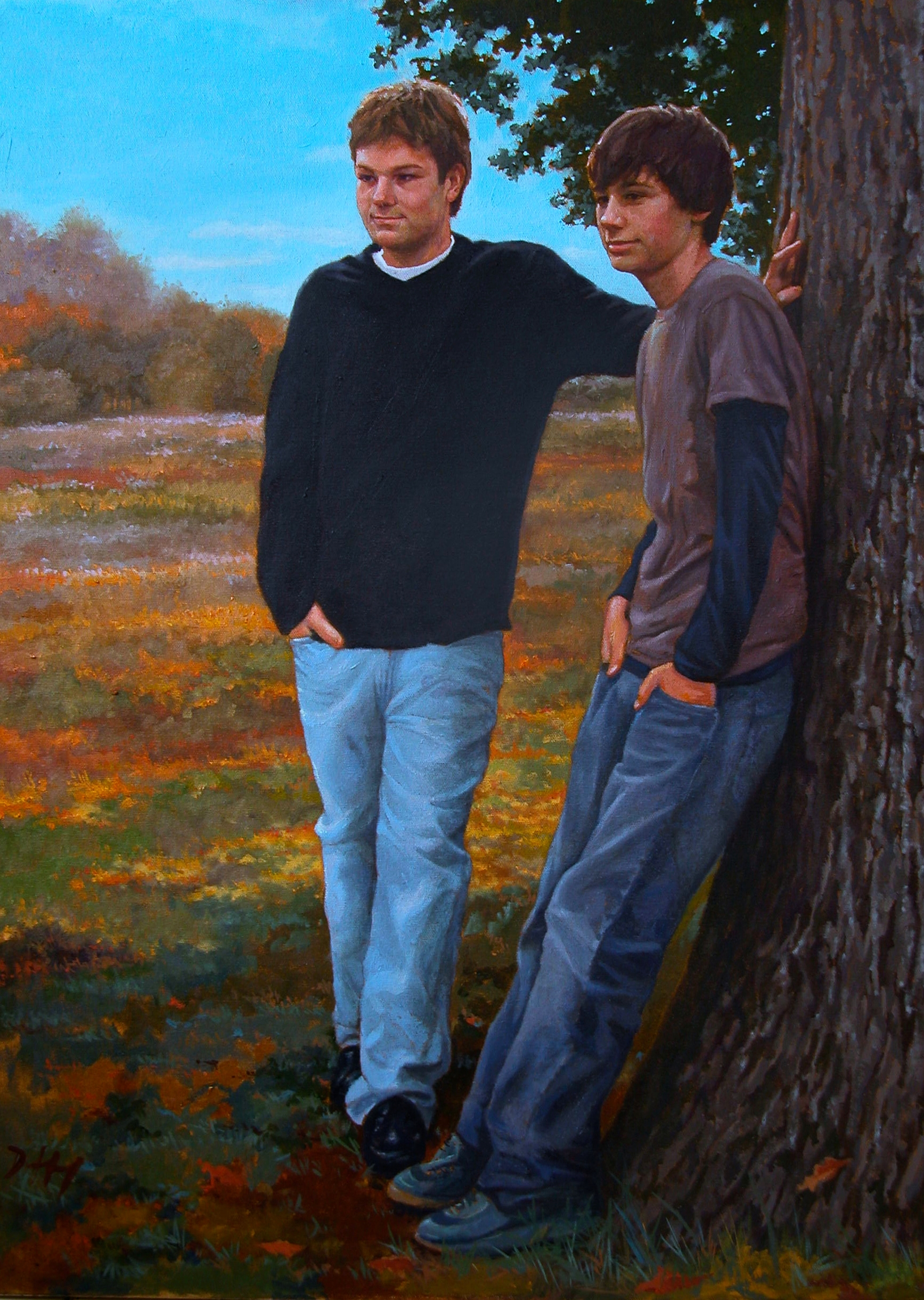 Autumn Sons