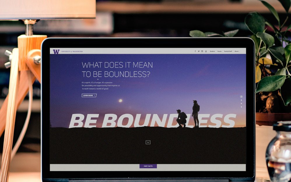 Be Boundless - Art Direction & Product Design