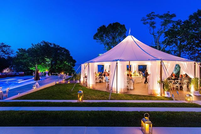 Magical evening... #eventplanner #events #tent #sailclothtent #sunset #nightout