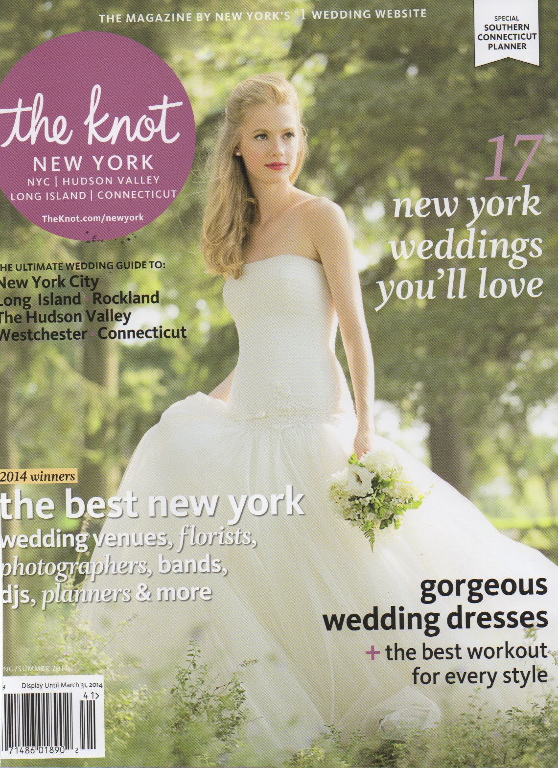 The Knot 2014 Cover Marsha & Kevy.jpg