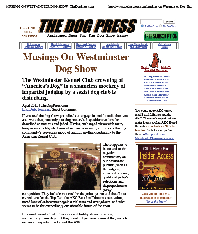 MUSINGS ON WESTMINSTER DOG SHOW | TheDogPress.com.pdf 2015-04-28 15-59-41.jpg