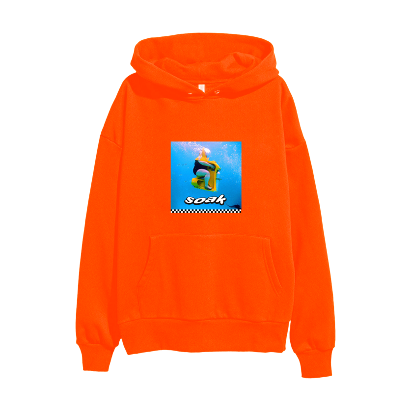 [21002] aquabike soak hoodie