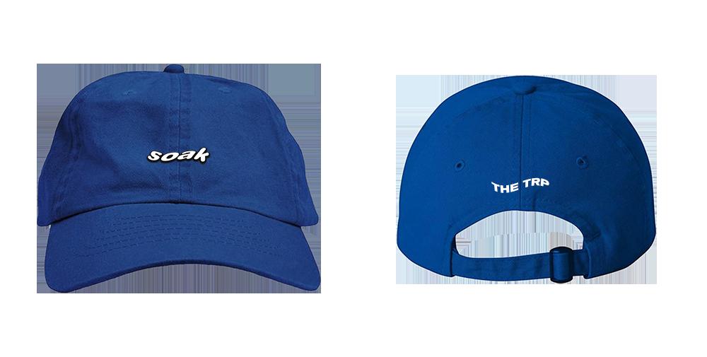 [31001] soak daddy cap