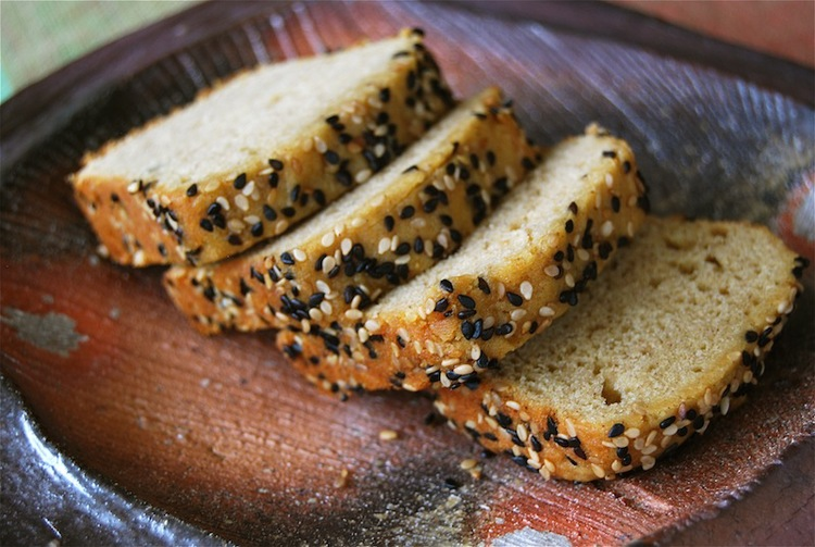satsumaimo (japanese sweet potato) loaf