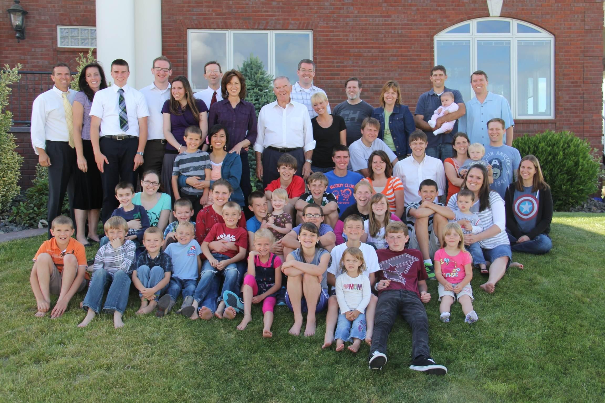 The Ostler Family