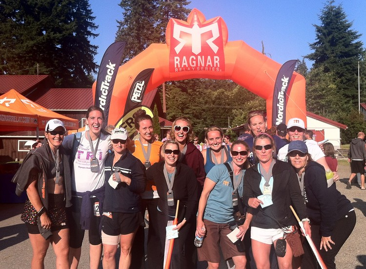 My Ragnar Team 2012