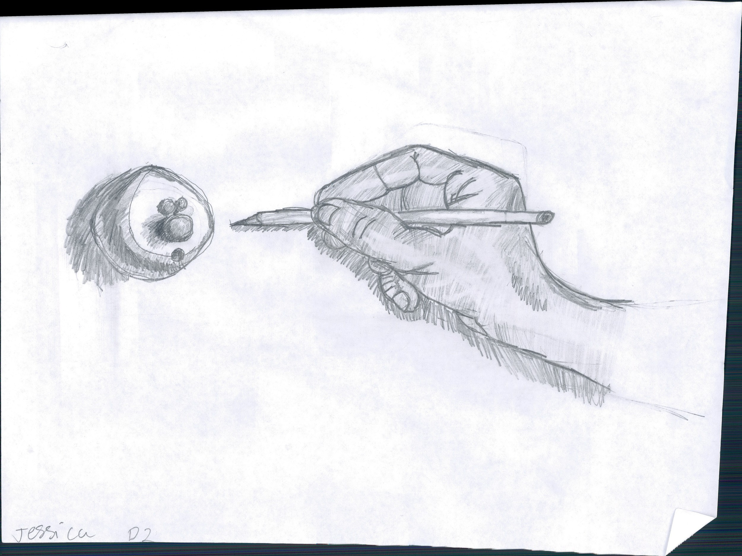 2011 November, Pencil