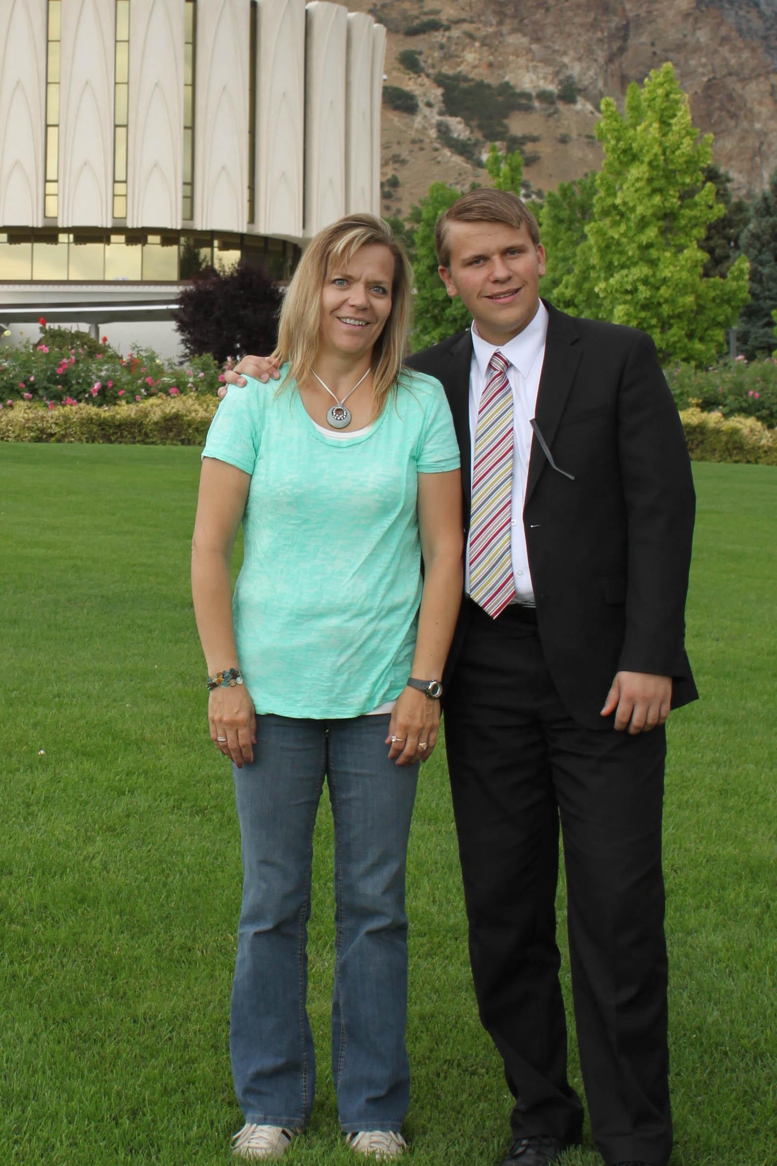 Doreen & Elder Michael Blanding