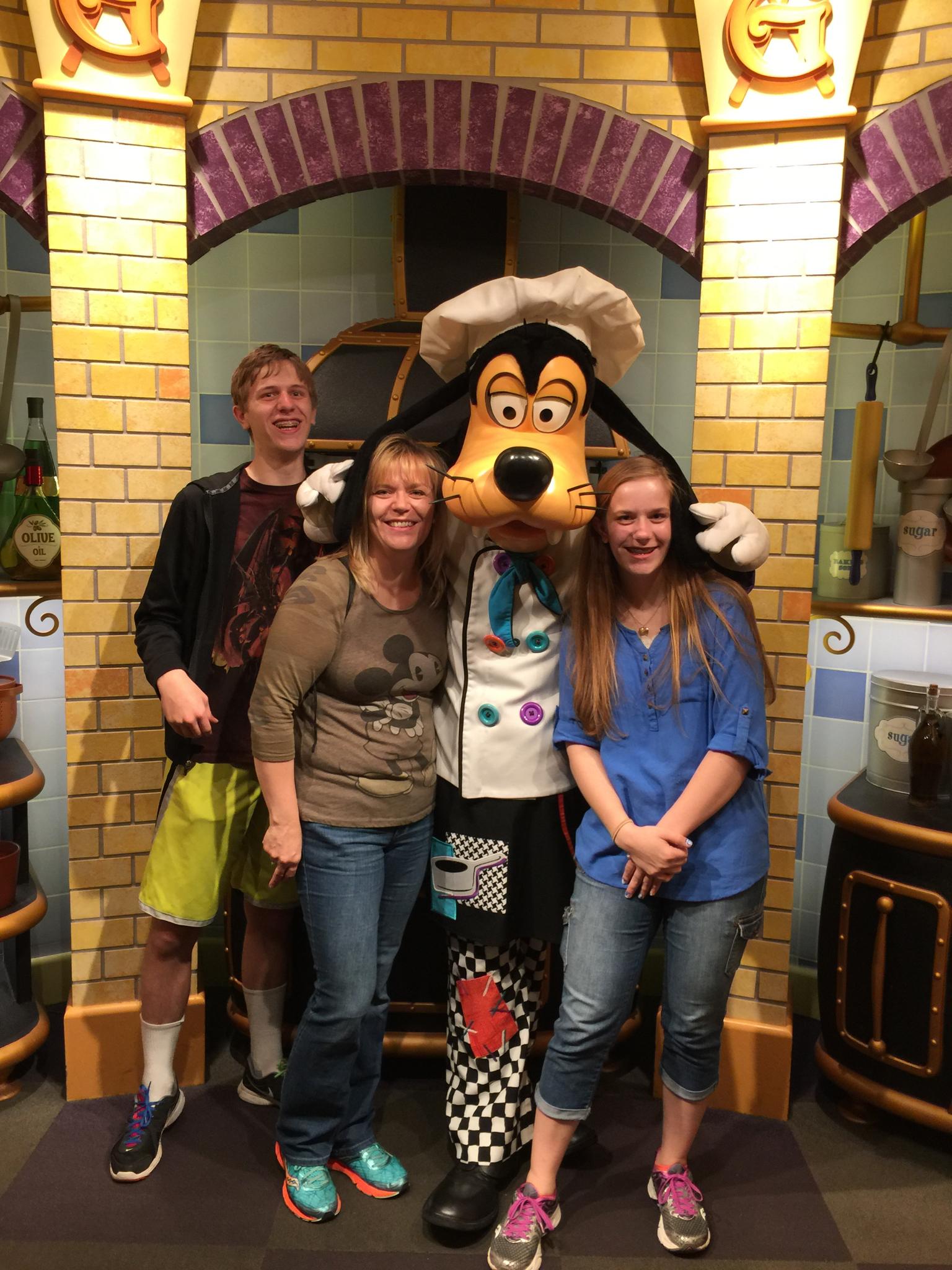 Chris, Doreen & Jessie