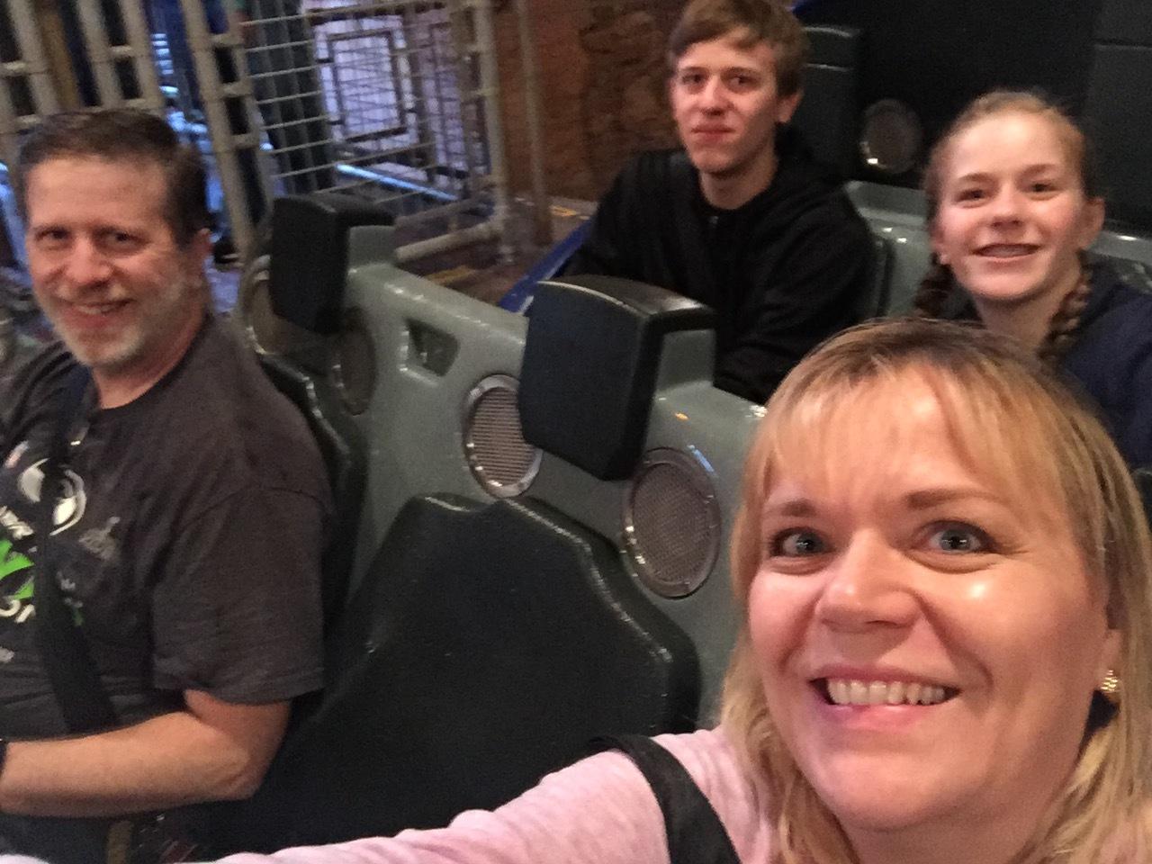 Steve, Chris, Jessie & Doreen