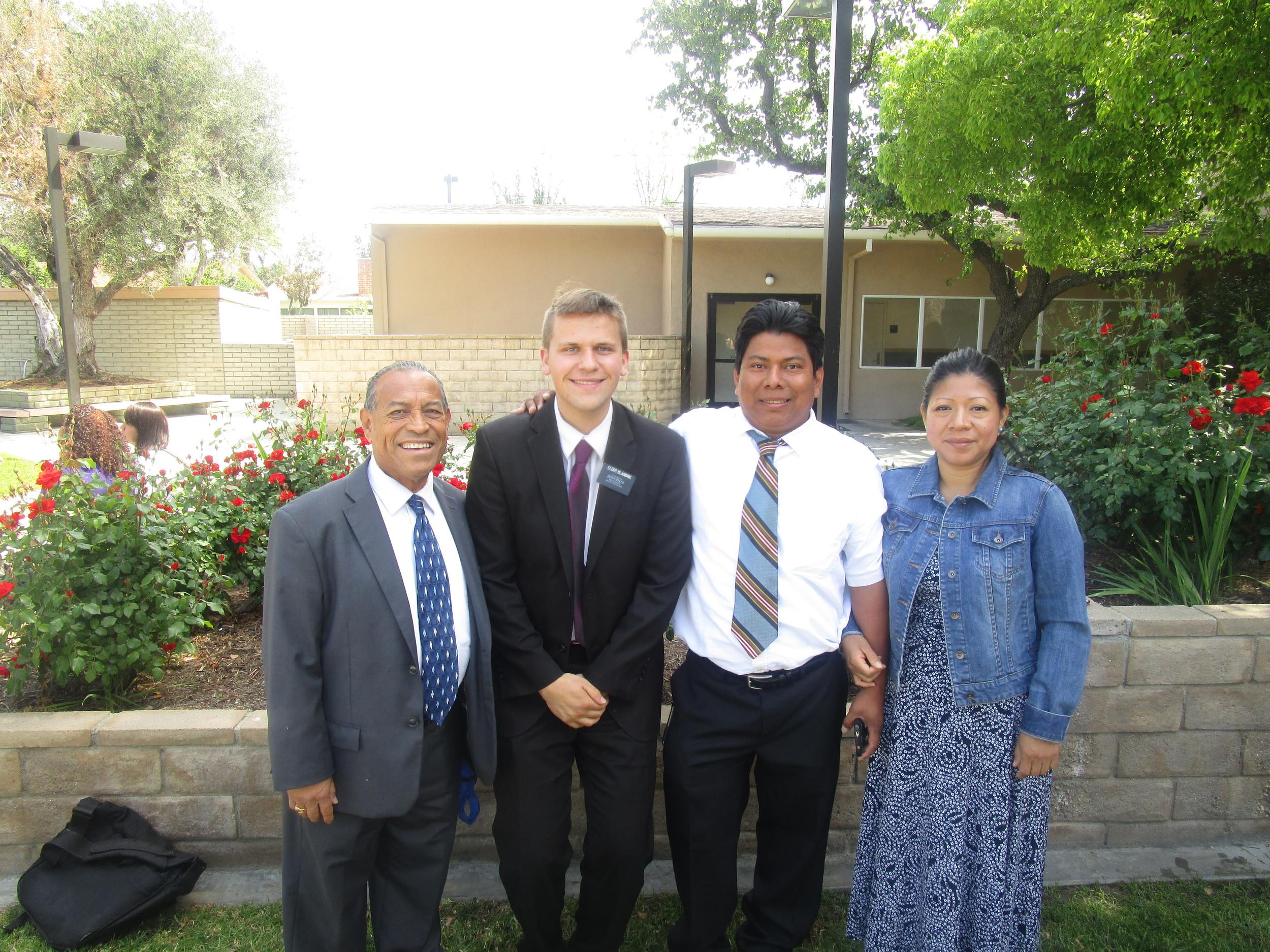 Elder Michael Blanding