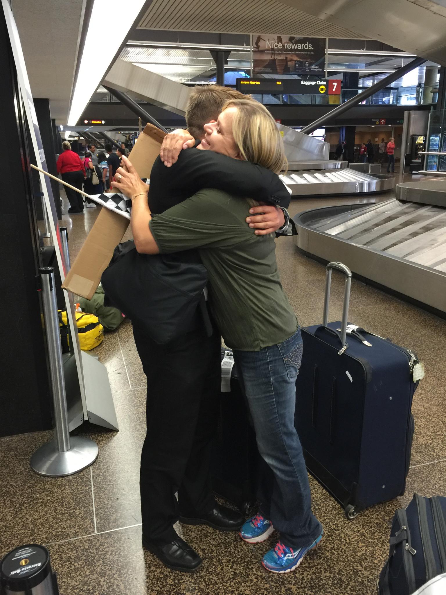 The HUG!